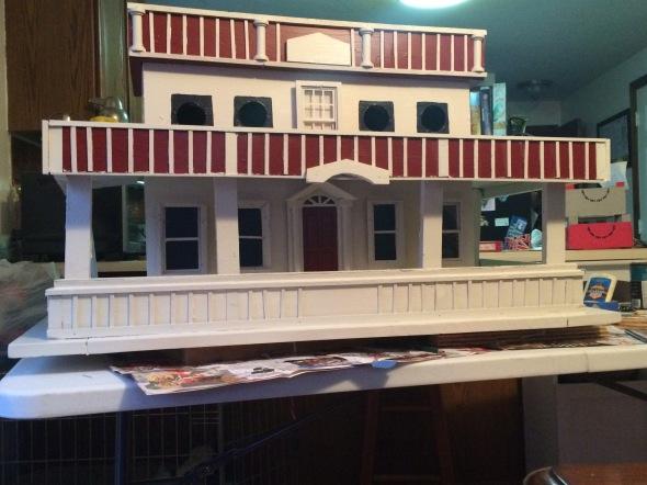 A Beekman Bird Mansion